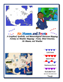 Weather: Fronts and Air Masses Mapping Fun! (LAB)