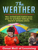 Weather Lesson Plans