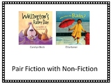 Weather   Rain   Literature for Science   paired fiction w