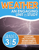 Weather Unit of Study!