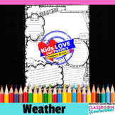 Weather - Water Cycle Poster Activity