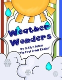 Weather Wonders- Literacy, Math and Science Unit