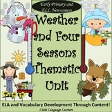 Weather and Seasons Thematic Unit