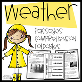 Weather leveled Close reads passages, questions, interacti