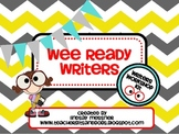 Wee Ready Writers - Writer's Workshop Kit
