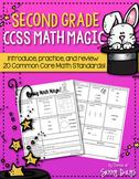 Second Grade CCSS Math Magic {Set One}
