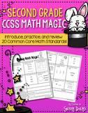 Second Grade CCSS Math Magic {Set Two}