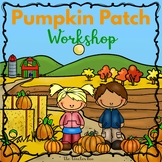 Pumpkin Patch Math and Literacy Unit - Autumn Theme