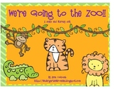 We're Going To The ZOO! A Math and Literacy Unit