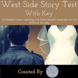 West Side Story Test with Key