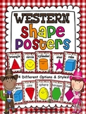Western Shape Posters