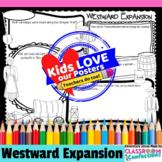 Westward Expansion Poster Activity