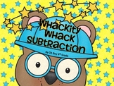 Whackity Whack Subtraction Game