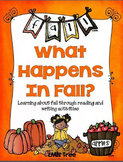 Fall Reading and Writing Unit
