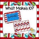 What Makes Ten? Matching Game