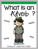 What is an Adverb?