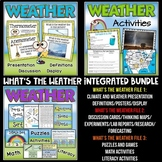 What's The Weather? Integrated Unit - A Complete Study