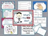 What's the BIG idea?-main idea activities