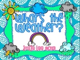 What's the Weather? Math & Literacy Centers