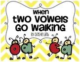 When Two Vowels go Walking {Teaching Long Vowel Patterns}