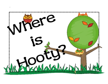 Where Is Hooty?