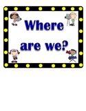 Where are we? Hollywood movie popcorn and theme