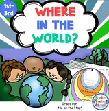 Where in the World are We? FREEBIE
