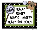 Who, What, When, Where, Why, and How SORT