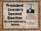Why did Lincoln Choose Johnson as His Running Mate? An int