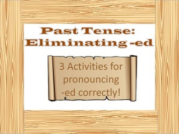 Wicked Fun English: Past Tense Pronunciation of - ed