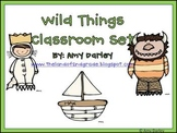 Wild Things Classroom Set