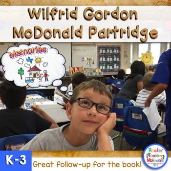 Wilfrid Gordon McDonald Partridge Writing Organizer