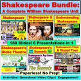 William Shakespeare JUMBO PowerPoint