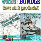 Winter BUNDLE - Winter Inspiration Art and Writing & Winte