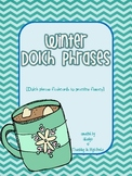 Winter Dolch Phrases