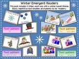 Winter Emergent Readers Pack