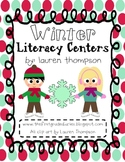 Winter Literacy Centers {1st & 2nd}