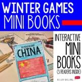 Winter Olympics Mini Books {Olympics + Russia + Sports}