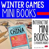 Winter Olympics Mini Books {Olympics + Russia + Sports}