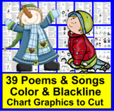 Winter Poems, Songs, Finger Plays and Chants