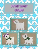 Winter Polar Bear Craft