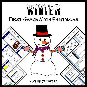Winter Quick Common Core (1st grade)