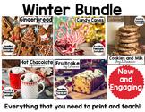 Winter Reading Passages Bundle
