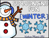 Winter Sequencing Fun! {Sequencing Activities for 3 Winter
