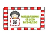 Winter Themed QR Code Read Alouds