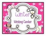 Winter Writing Center
