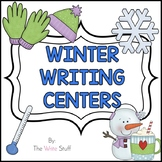 Winter Writing Centers