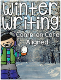 Winter Writing {Common Core Aligned}
