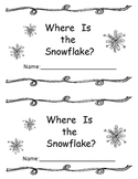 Winter sight word reader