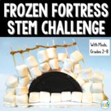 Winter_Christmas STEM Design Challenge: Frozen Fortress